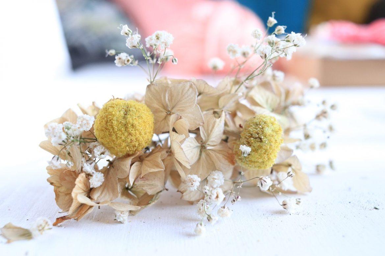 Comment Conserver Des Fleurs Séchées les fleurs séchées : une touche romantique et désuète pour l