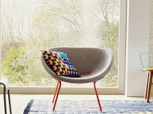 d co la collection la redoute x gallery s bensimon. Black Bedroom Furniture Sets. Home Design Ideas