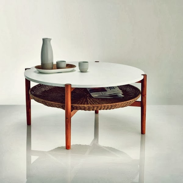 table basse design japon