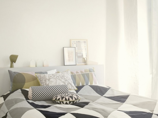 All i want for christmas is a scandinavian bedroom for Chambre scandinave deco
