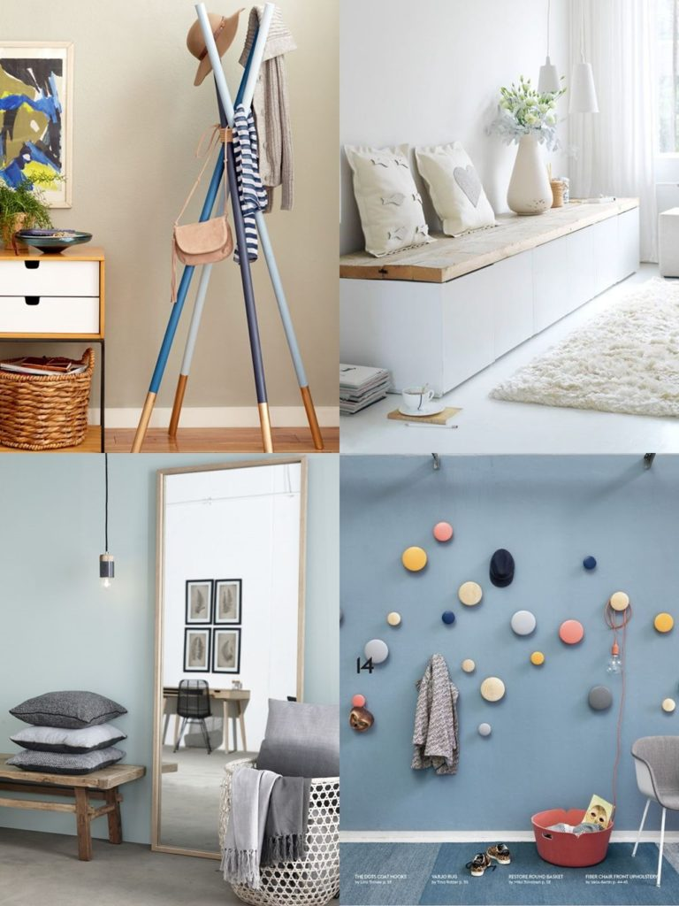 Inspirations d co tout pour une jolie entr e for Idee decoration porte d entree