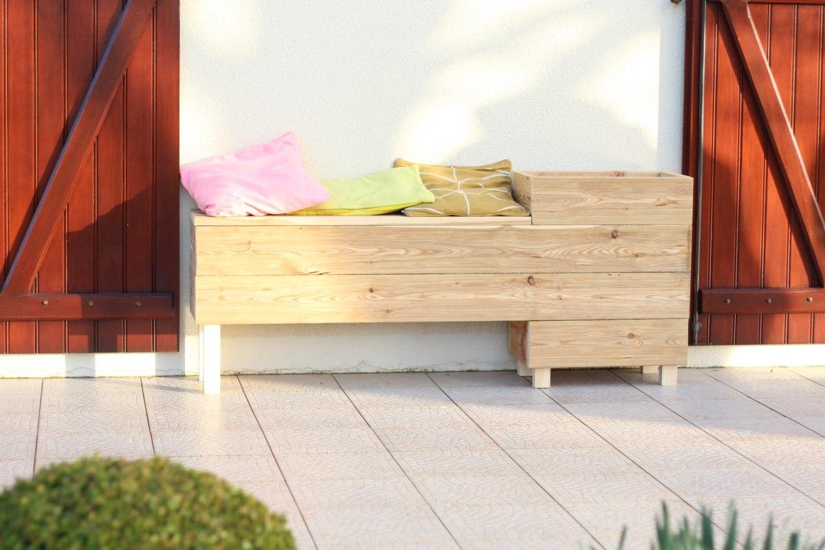 free pas de panique je vous propose duutiliser votre surplus de matriaux pour la ralisation duun. Black Bedroom Furniture Sets. Home Design Ideas