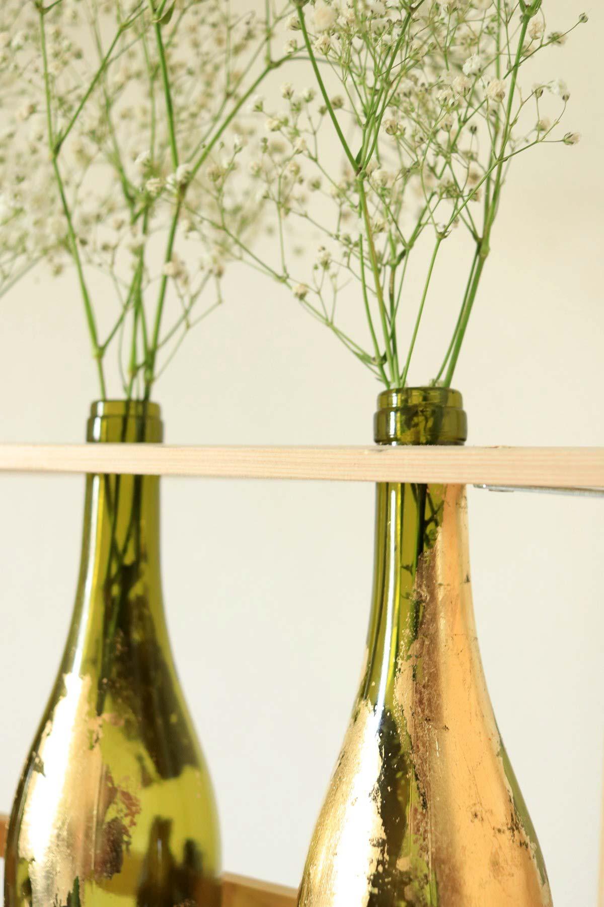 Porte bouteilles centre de table - Porte bouteille de table ...
