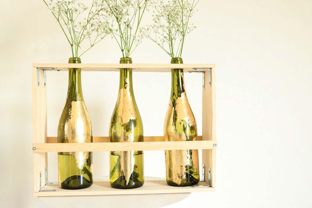 porte bouteilles centre de table. Black Bedroom Furniture Sets. Home Design Ideas