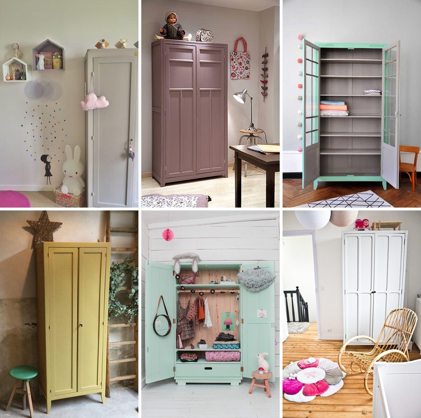 sélection armoire parisienne